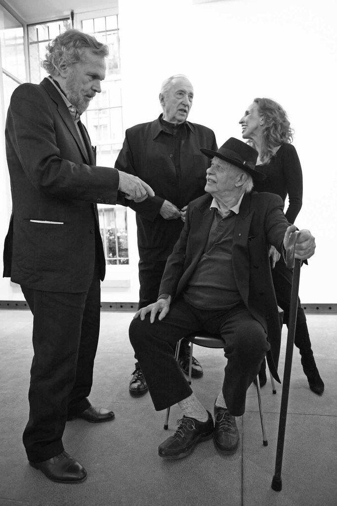 Karsten Greve, Pierre Soulages, John Chamberlain, Inconnue