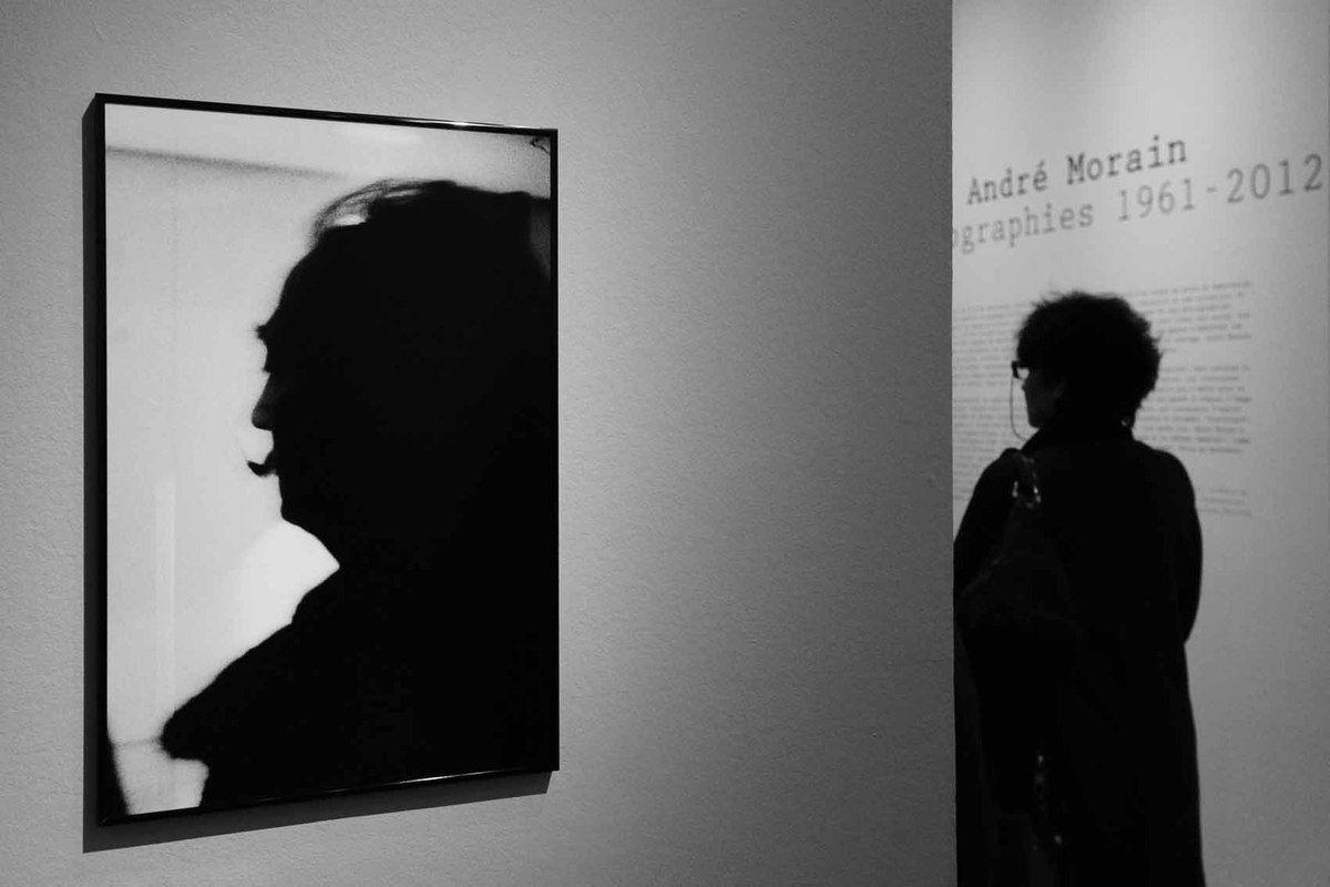 Exposition André Morain