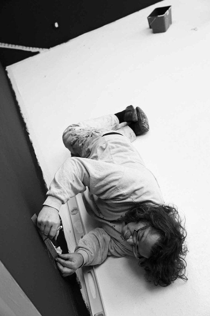 Christophe Cuzin. Galerie Bernard Jordan