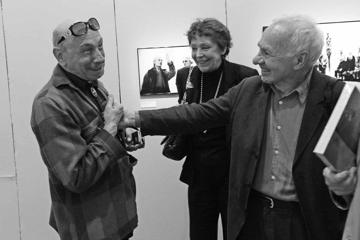 Serge Tamagnot, Lise Toubon, André Morain