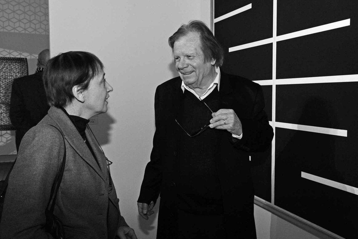 Valérie Villeglé, Peter Stampfli
