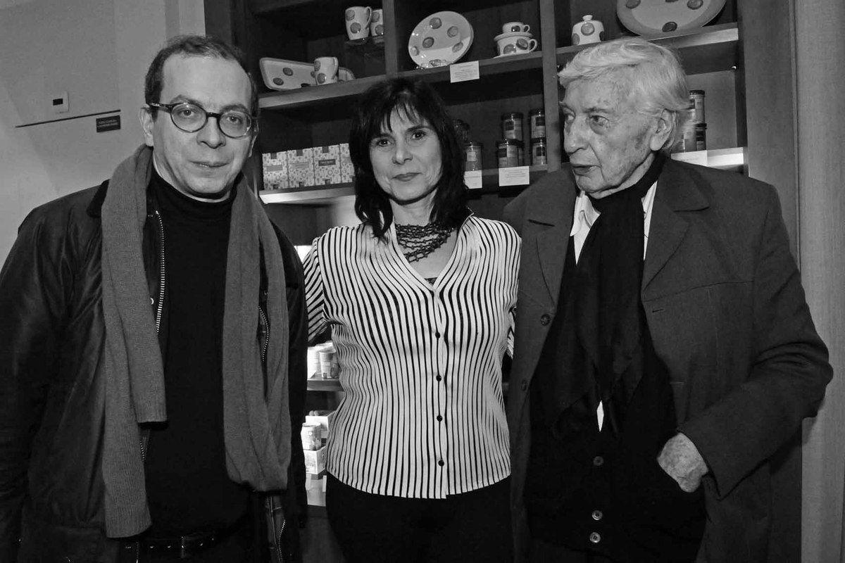 Laurent Le Bon, Elizabeth Jimenez Le Parc, Julio Le Parc