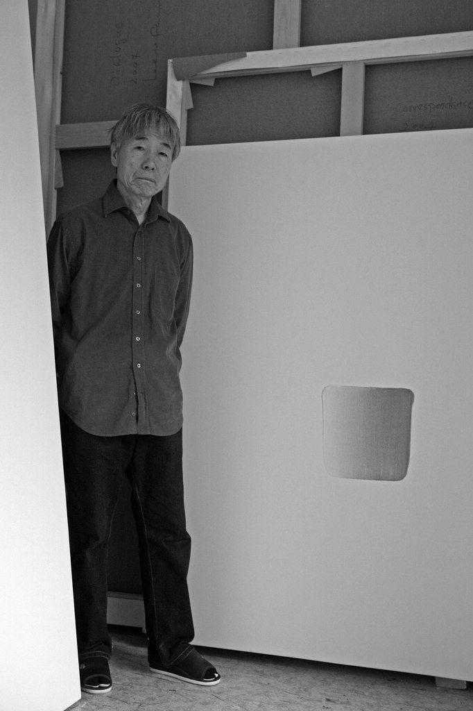 Dans son atelier de Paris le 9 février 2009