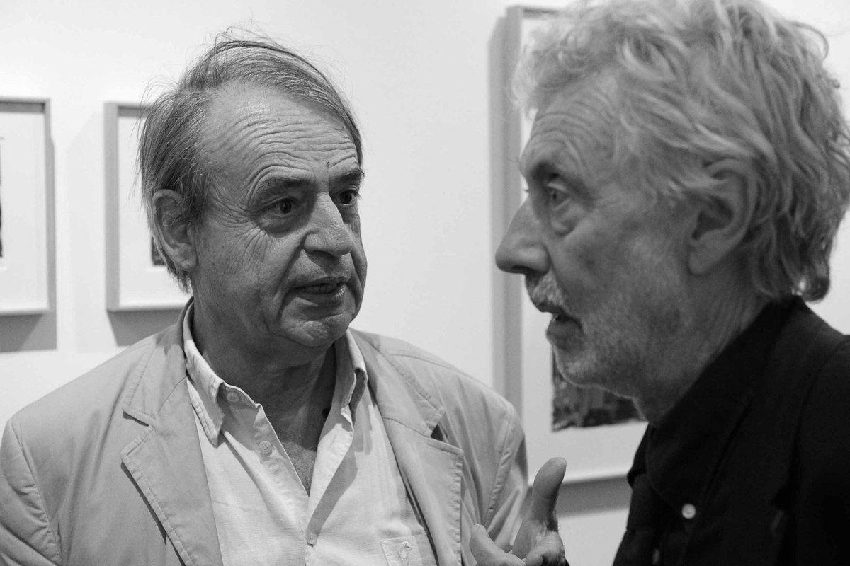 Dominique Gutherz, Pierre Buraglio