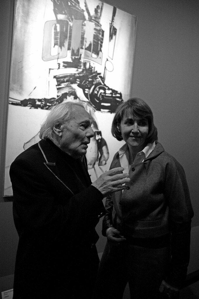 Gianni Bertini, Christine Albanel