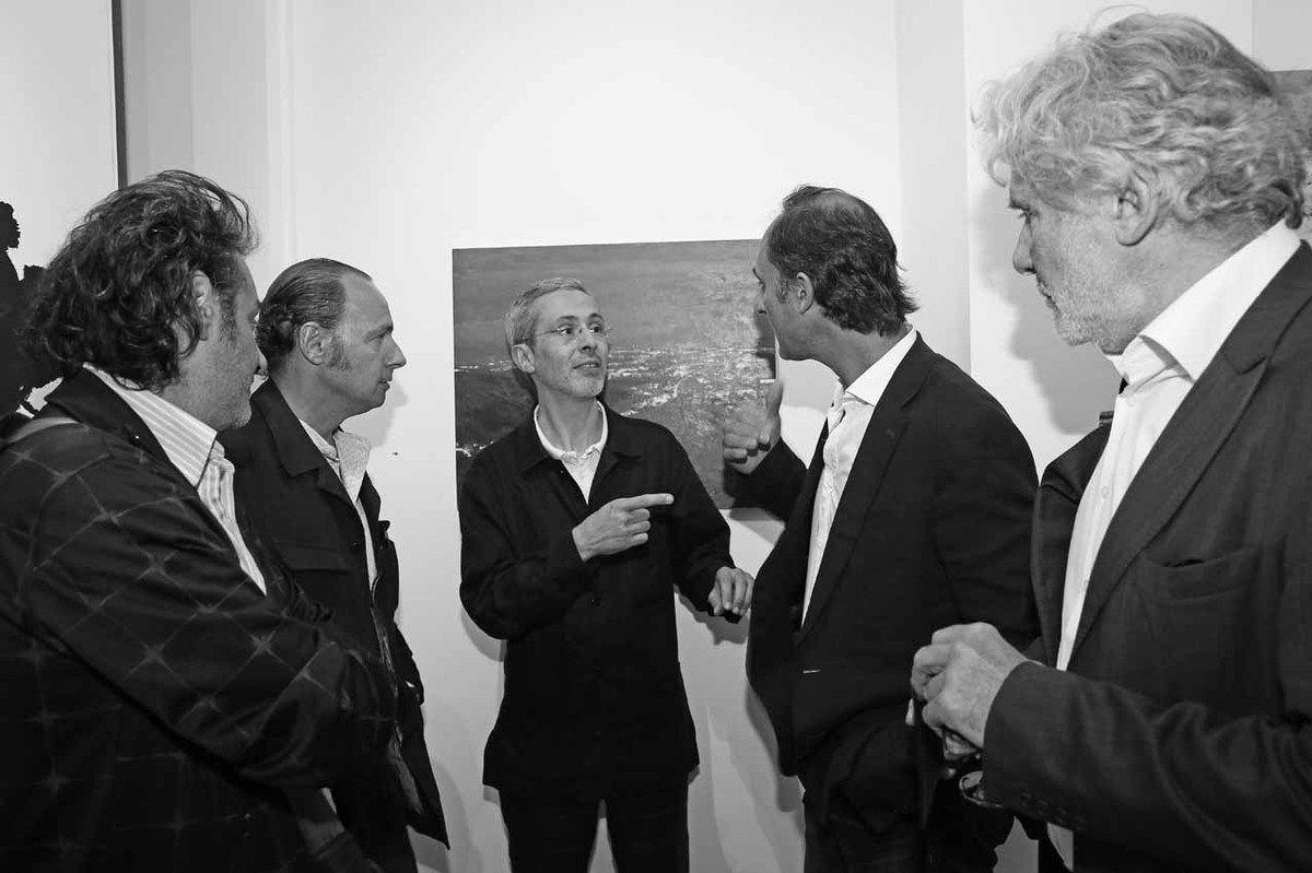 Fred Kleinberg, Guy de Malherbe, Philippe Marin, Jeff Kowatch, Patrice Valota