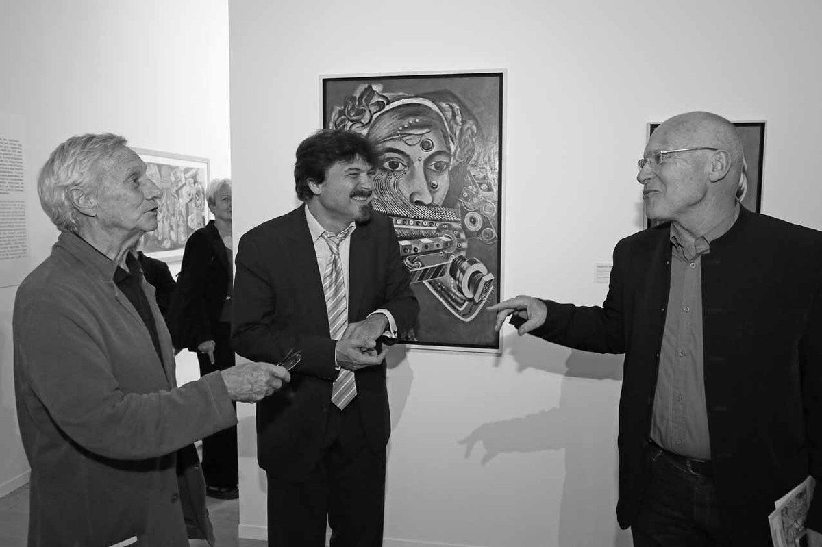 Vladimir Velickovic, Thierry Raspail, Inconnu