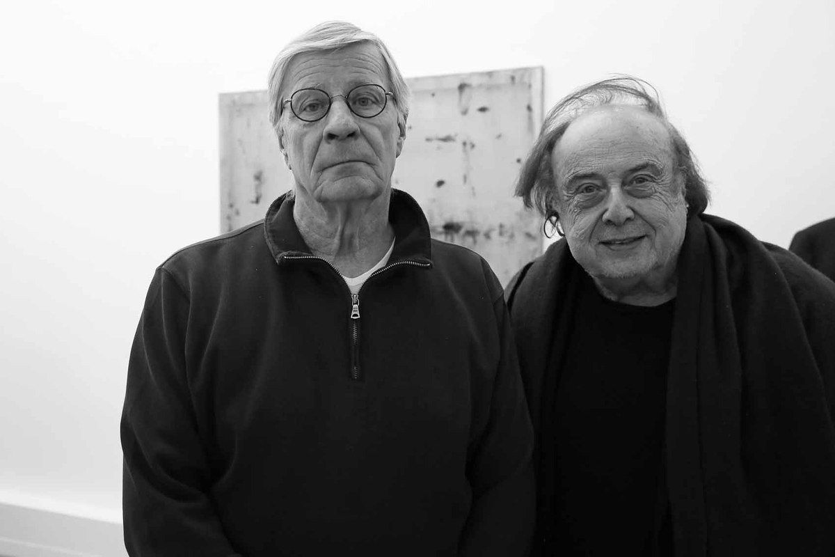 Louis Cane, Edouard Valdman