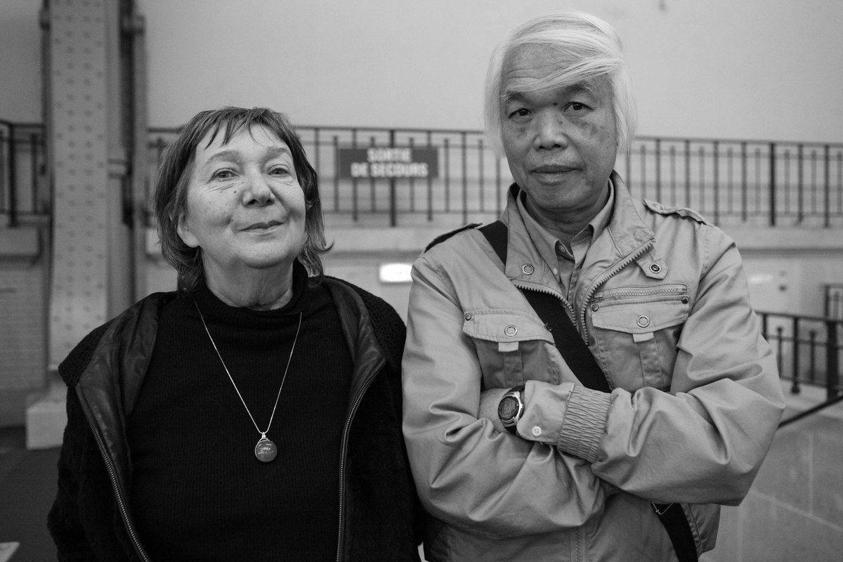 Mireille Baltar, Moo Chew Wong