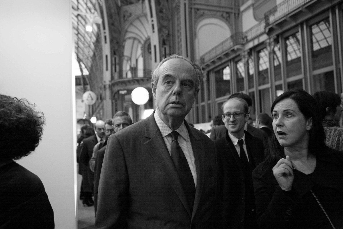 Frédéric Mitterrand, Jennifer Flay