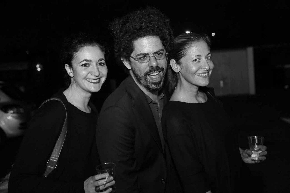 Léa Bismuth, Jérôme Zonder, Eva Hober