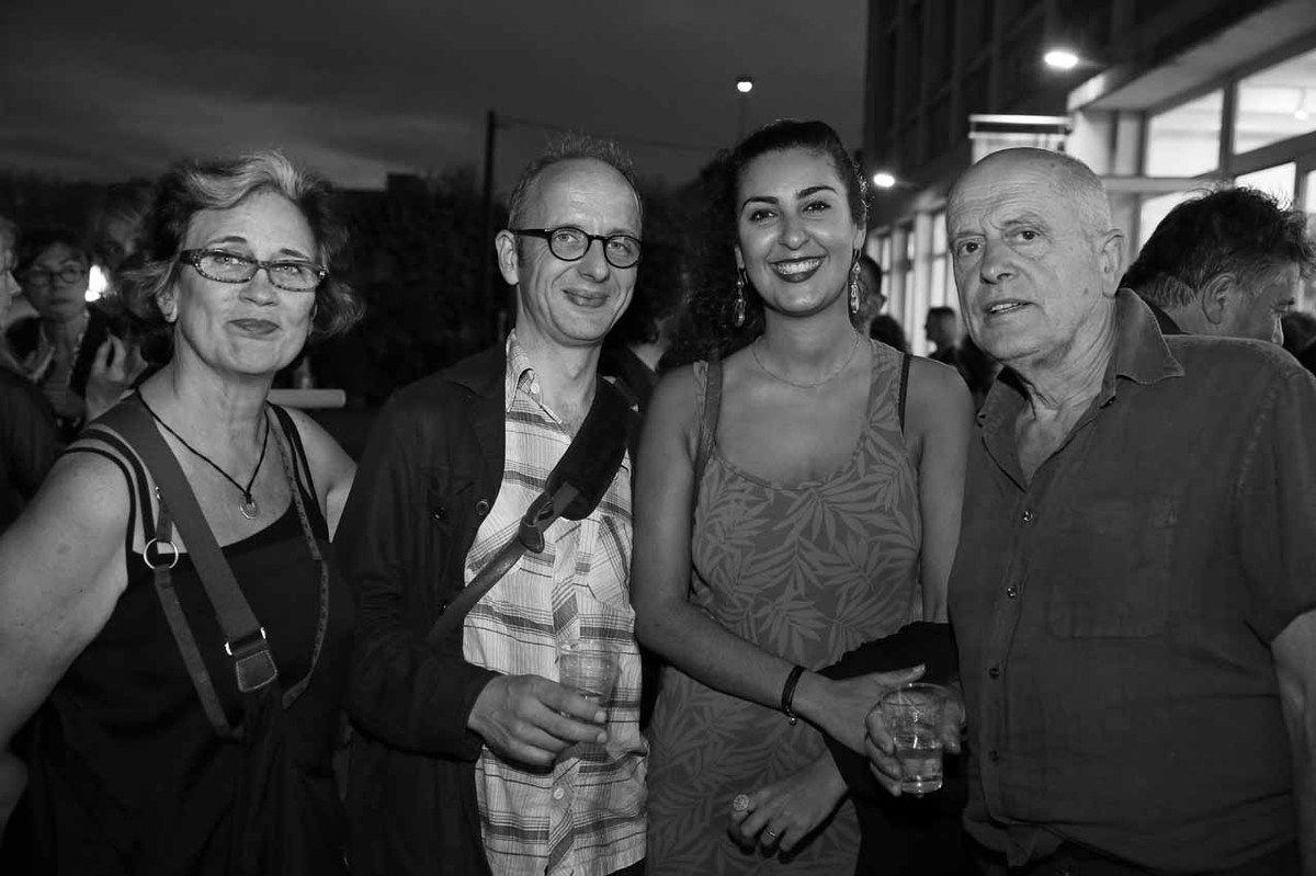 Cristina Ruiz Guinazu, Simon Pasieka, Nazanin Pouyandeh, Pat Andrea