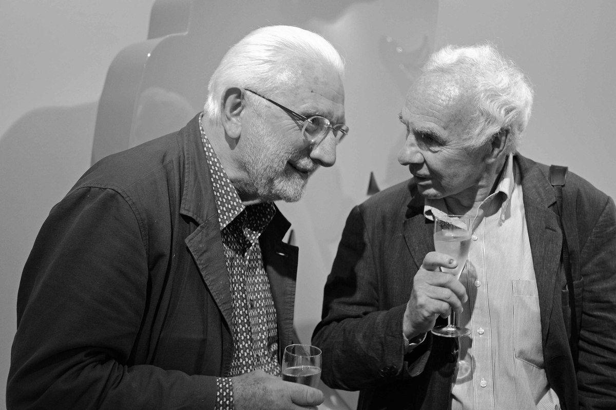 Lucien Clergue, André Morain