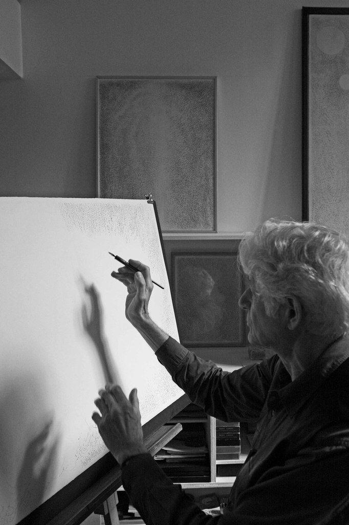 Gregory Masurovsky (1929-2009). Paris le 18 mai 2007