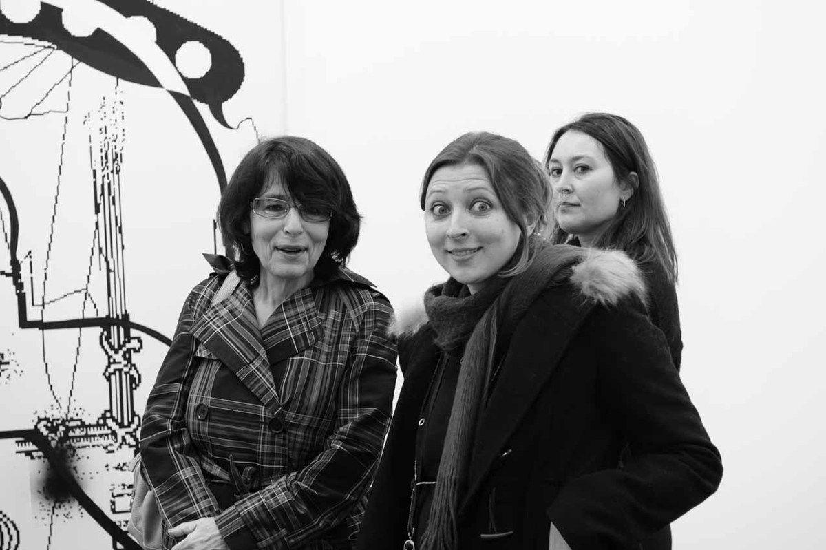 Joëlle Pijaudier-Cabot, Estelle Pietrzyk, Camille Giertler