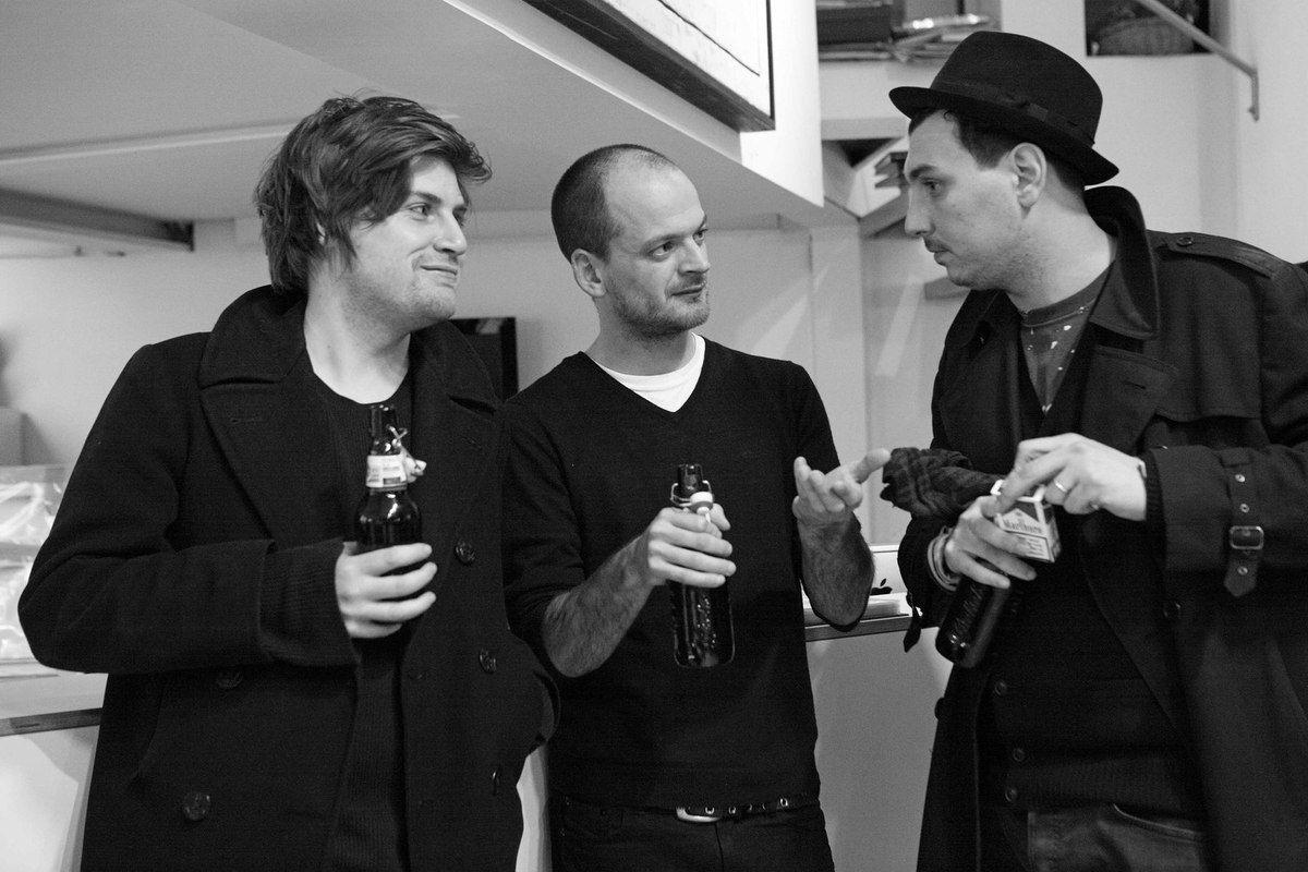 Neal Fox, Inconnu, Chris Bianchi