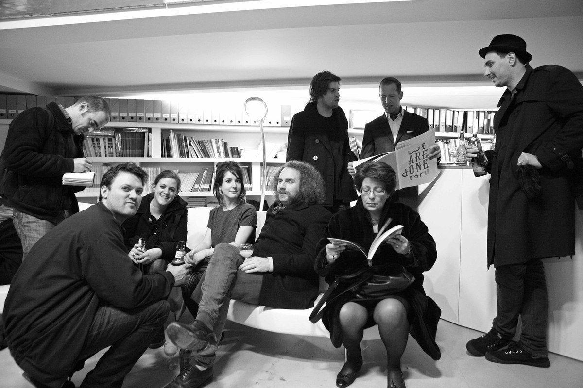 Florent Moutti, Jon Rundall, Stephanie von Reiswitz, Hannah Bays, Robert Rubbish, Neal Fox, Inconnue, Christoph Steinmeyer, Chris Bianchi