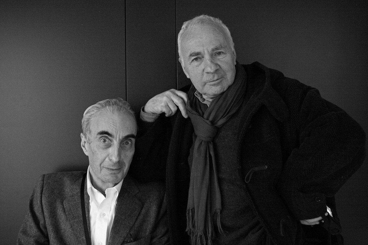 Benjamin Katz, André Morain