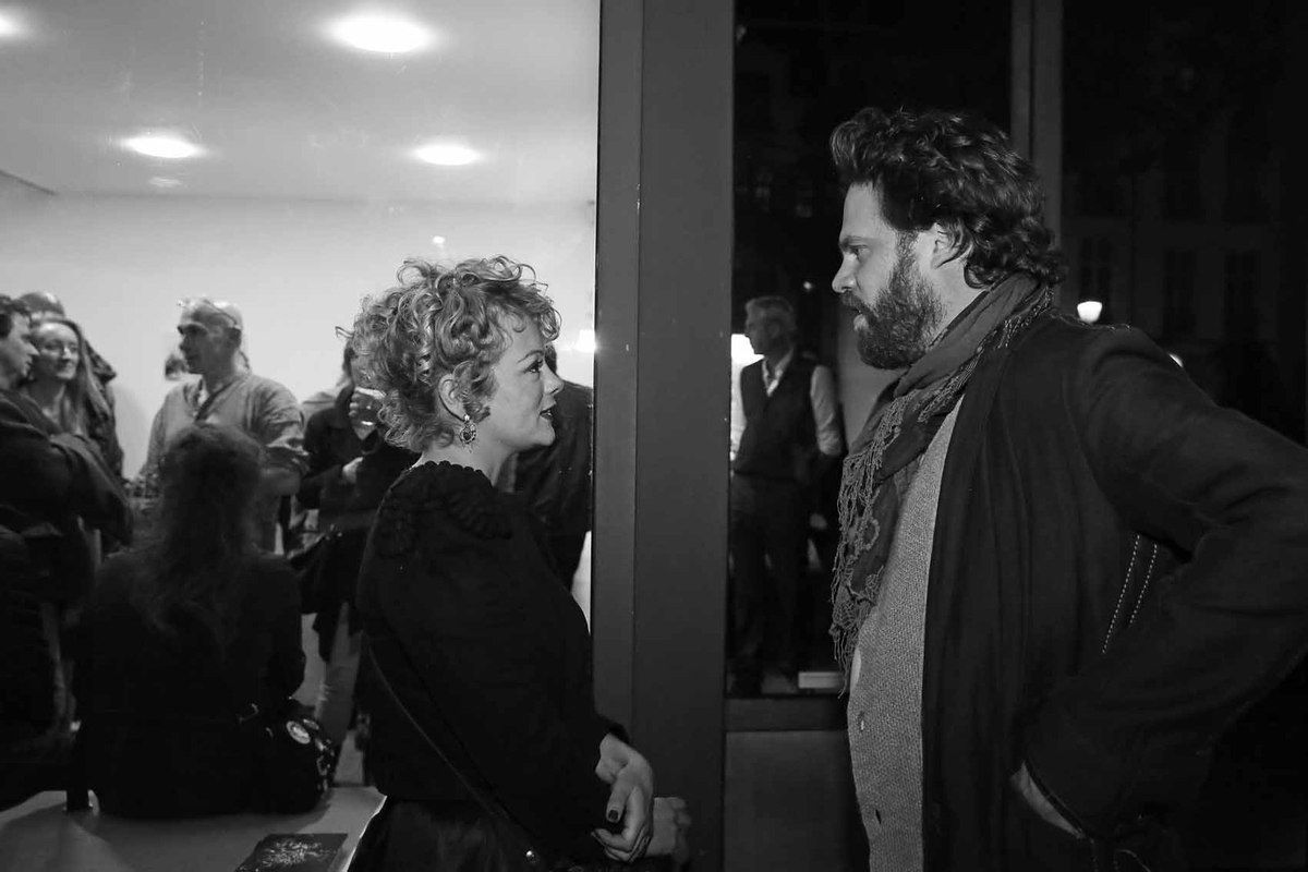 Marlène Mocquet, Laurent Godin, Thibault Hazelzet