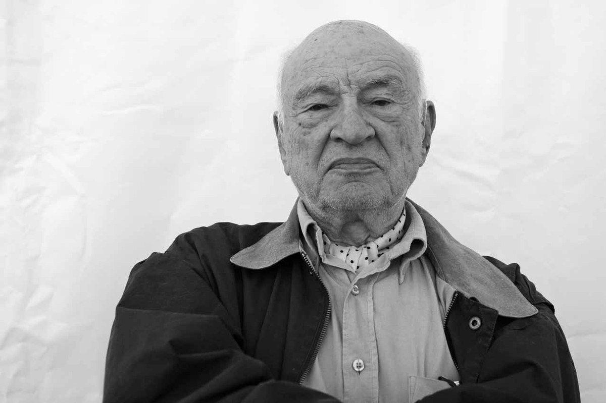 Edgar Morin. Millançay le 30 septembre 2011