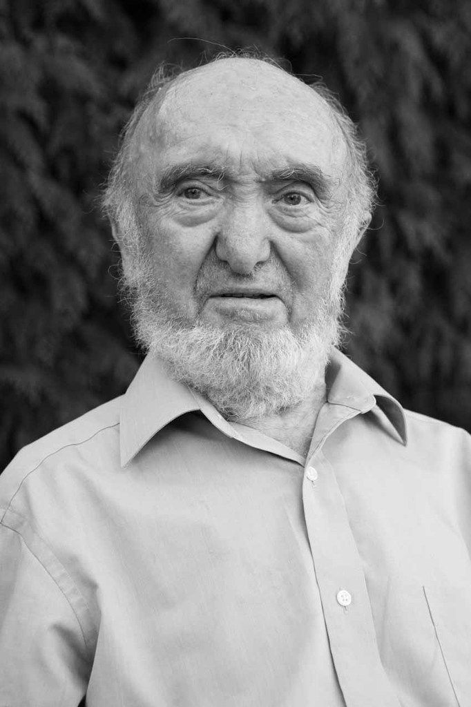 Albert Jacquard (1925-2013). Millançay le 30 septembre 2011