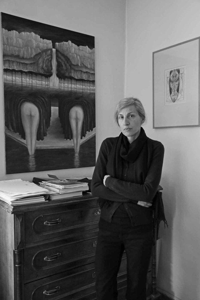 Elisabeth Trenkwalder. Innsbruck 2014