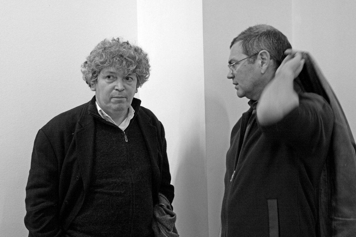 Robert Combas, Michel Gouéry