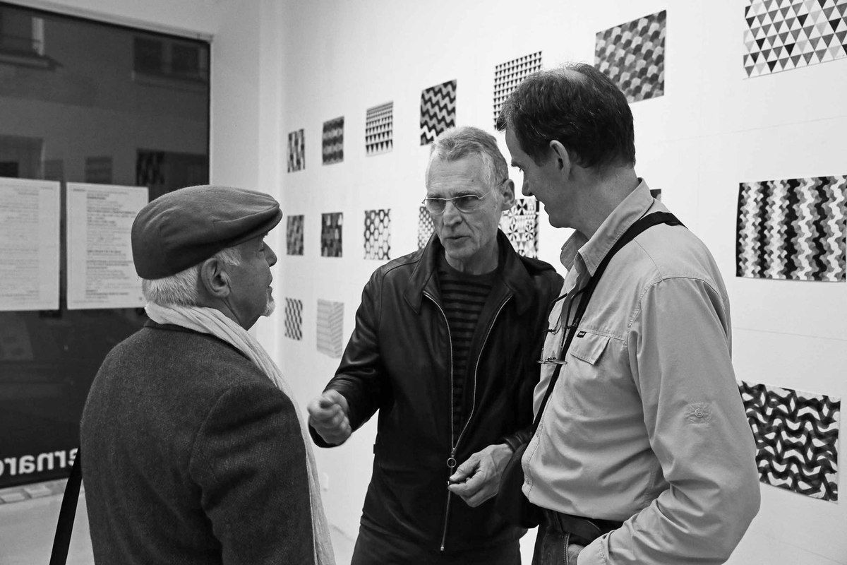 Jean-Claude Le Gouic, Gilgian Gelzer, Henri Jacobs