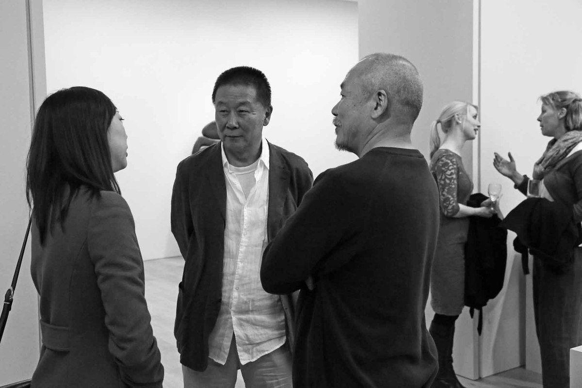 Inconnue, Qu Lei Lei, Wang Keping, Sasha Stoddard, Madame Qu Lei Lei