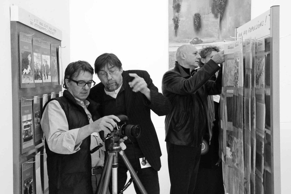 Jean-Paul Albinet, Alain Snyers, Philippe Cazal