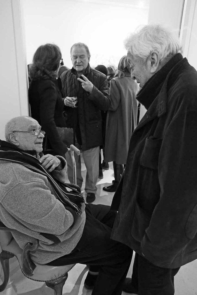 Hervé Télémaque, Erro, Alberto Guzman