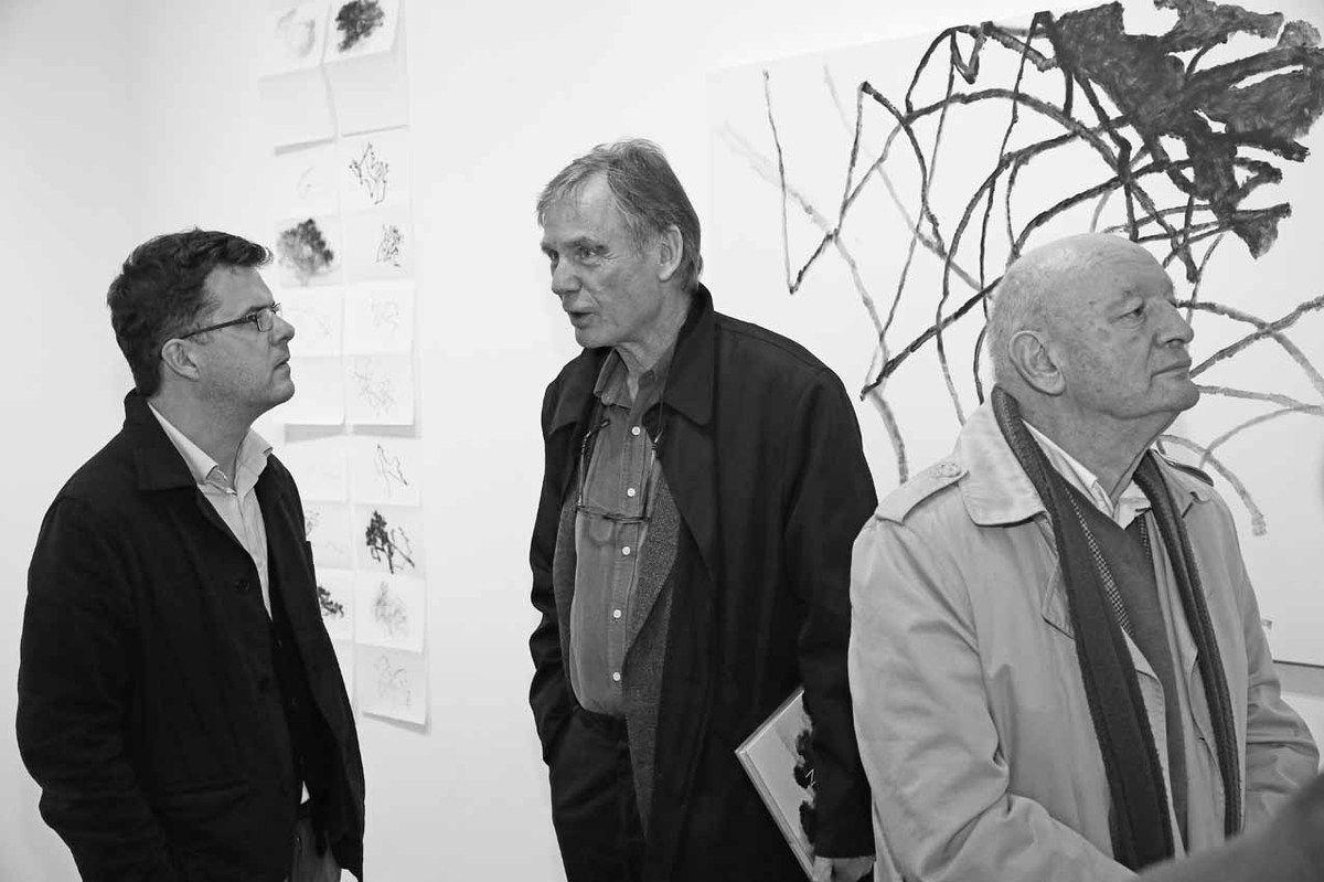 Olivier Delavallade, Bernard Joubert, Paul-Louis Rossi