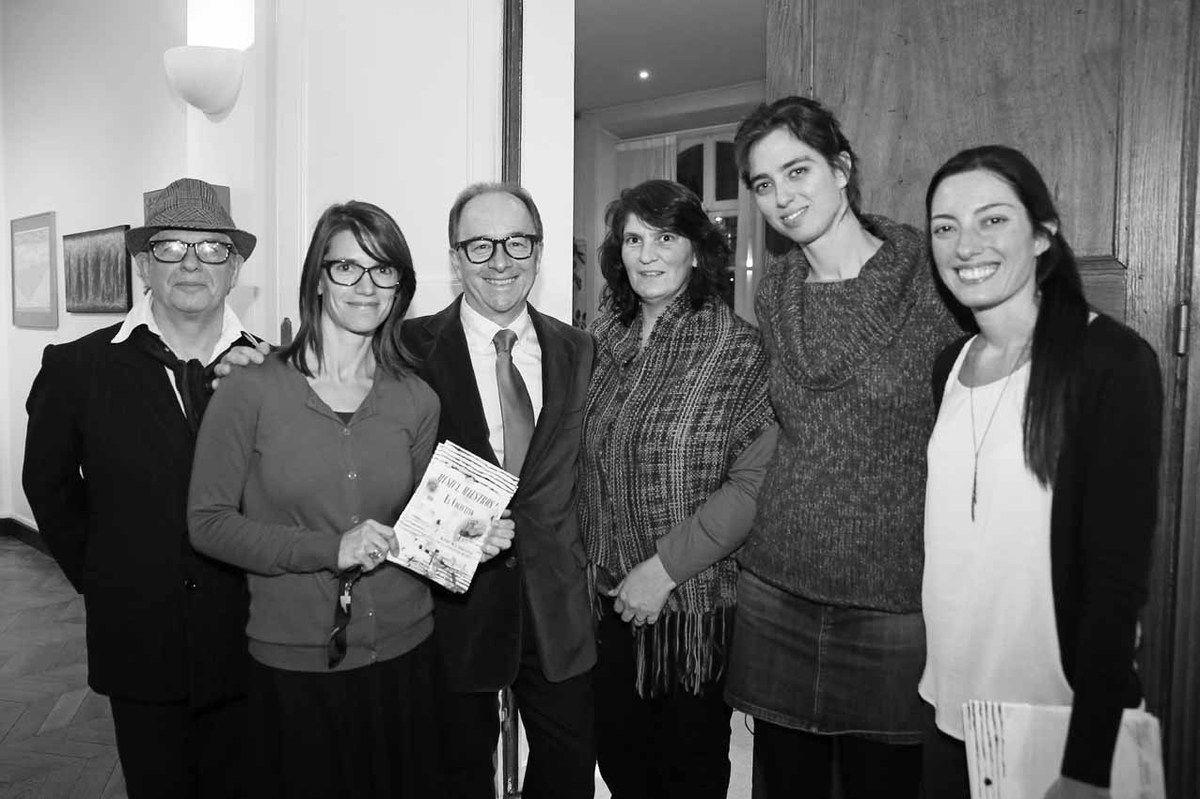 Ricardo Mosner, Agustina Primo, Marcelo Balsells, Julia Bernardi, Violeta Ramirez, Lorena Gabelloni
