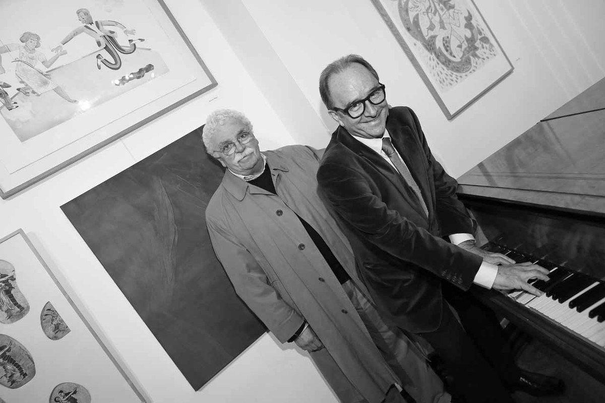 Mario Gurfein, Marcelo Balsells