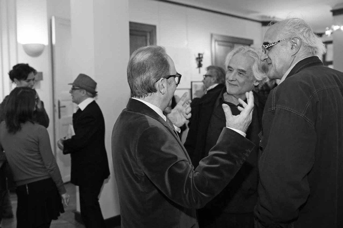 Ricardo Mosner, Marcelo Balsells, Alberto Bali, Rodolfo Natale