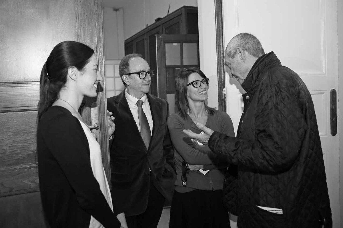 Inconnue, Marcelo Balsells, Agustina Primo, Mark Brusse