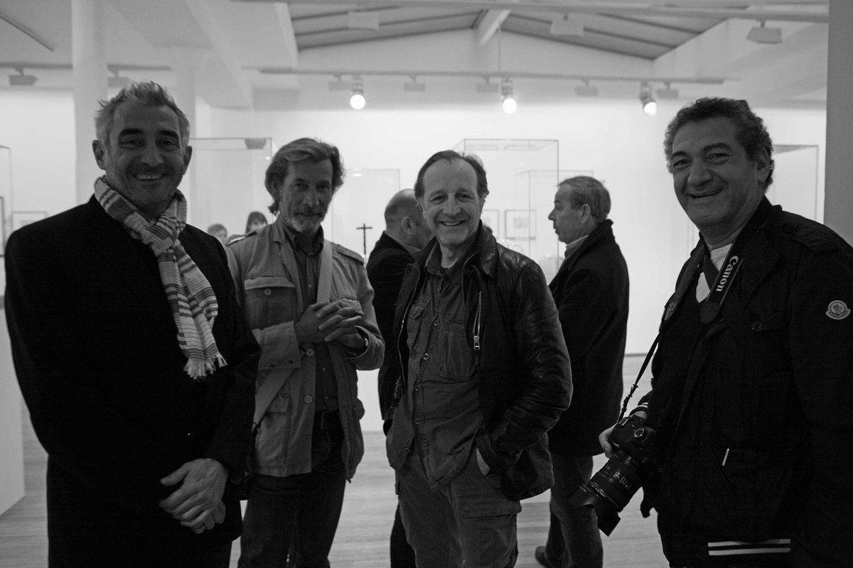 Philippe Perrin, Daniel Waks, Didier Gicquel, Loïc Le Groumellec, Patrick Chelli