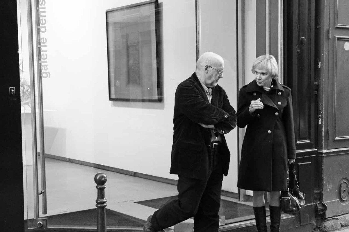 Denis Kilian, Geneviève Claisse