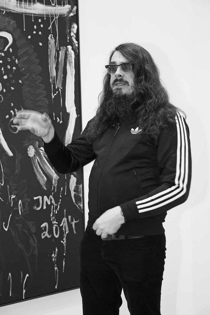 Jonathan Meese. Galerie Daniel Templon. 2015