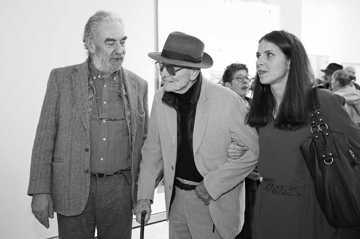 Thierry Spitzer, Jacques Monory, Magali Sénéchal