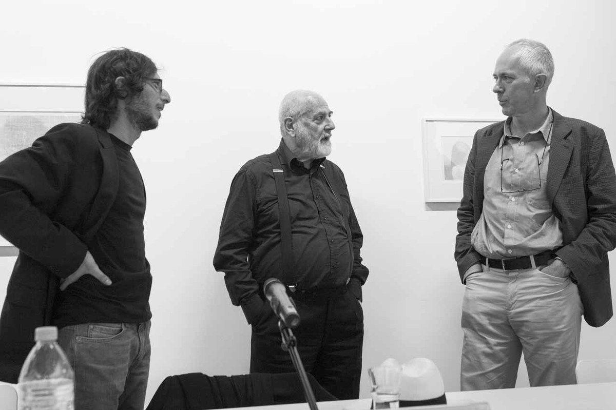 Avec Riccardo Venturi et Patrick Javault