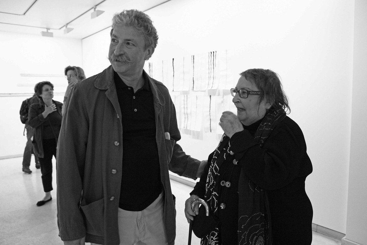 Jean-François Dubreuil, Pierrette Bloch
