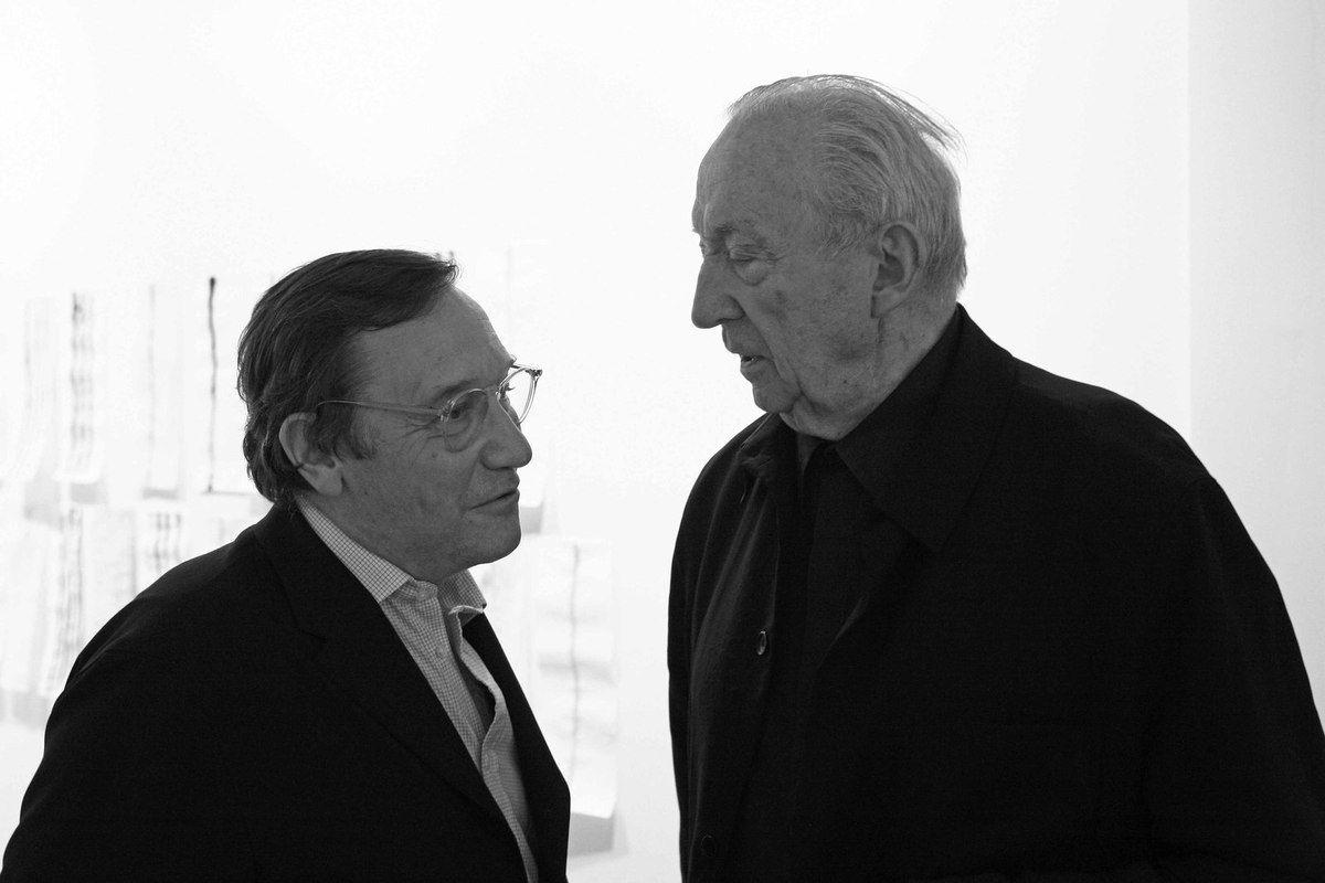 Serge Lemoine, Pierre Soulages