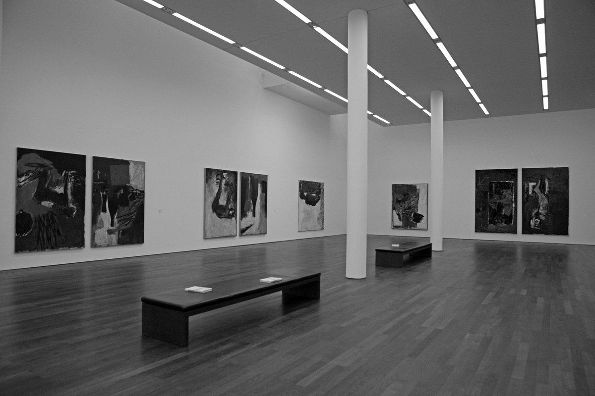 Exposition Geörg Baselitz