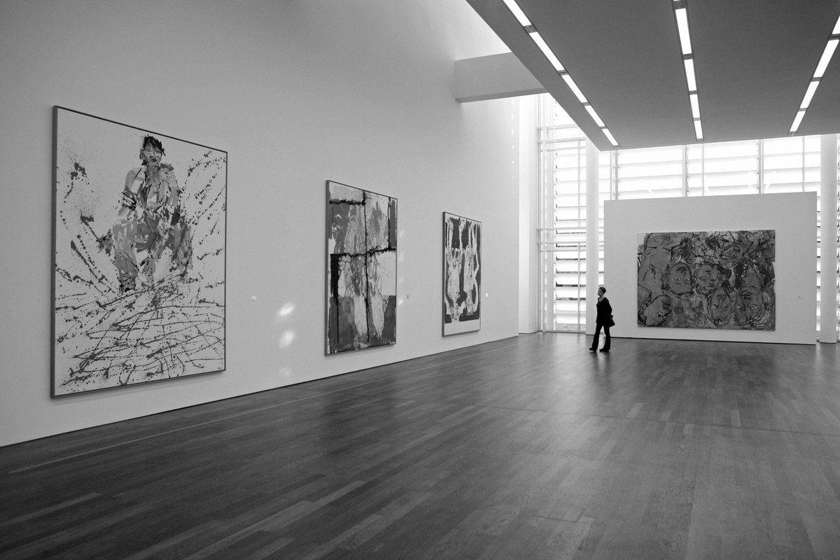 Exposition Georg Baselitz