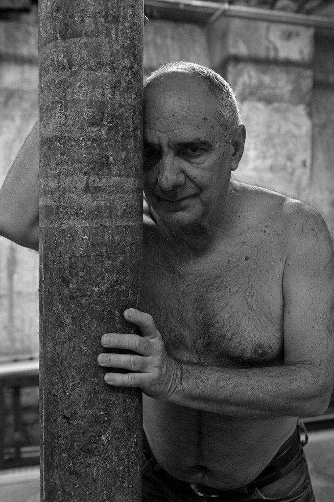 Pierre Tilman à Paris le 5 mars 2010