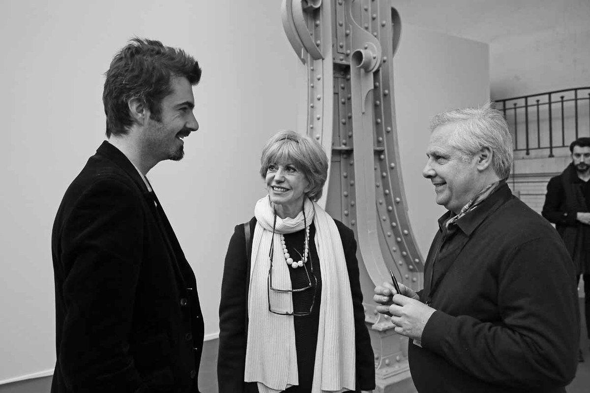 Grégoire Scalabre, Tita Reut, Alain Chiglien