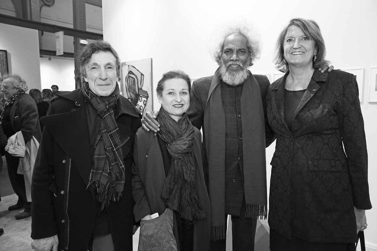 Tristan Bastit, Severo, Nadine Tarbouriech, Velu Viswanadhan, Viviane Esders