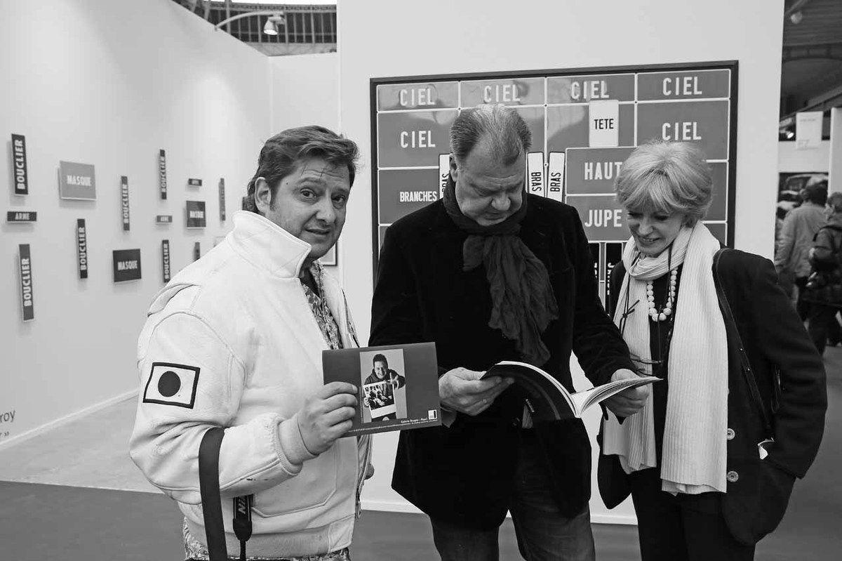 Philippe Bonan, Joël Ducorroy, Tita Reut