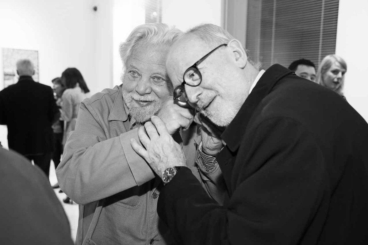 Jean-Jacques Lebel, Lorand Hegyi